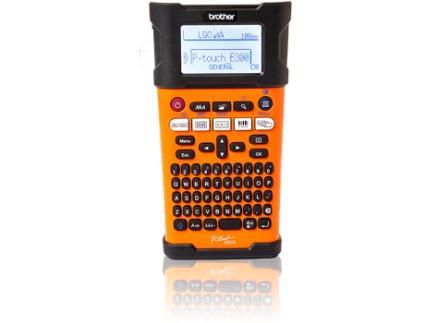 Impressora de Etiquetas BROTHER PT-E300VP (Velocidade ppm: 20/min)