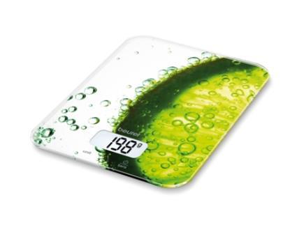 Balança de Cozinha BEURER KS19 Fresh (Capacidade: 5 Kg - Precisão: 1 g)