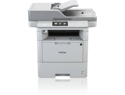 Impressora Multifunções BROTHER DCP L-6600DW