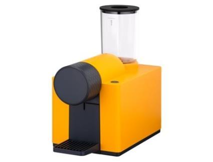 Máquina de Café DELTA Q Qlip Amarelo