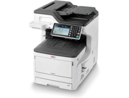Impressora Multifunções OKI Laser Cl Mc873Dn A3 Fax