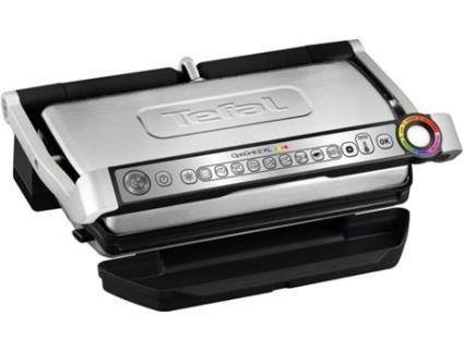 Grelhador de Placas TEFAL Optigrill+ XL GC722D (2000 W)