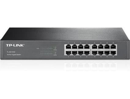 Switch TP-LINK TL-SG1016D (1000 Mbps)