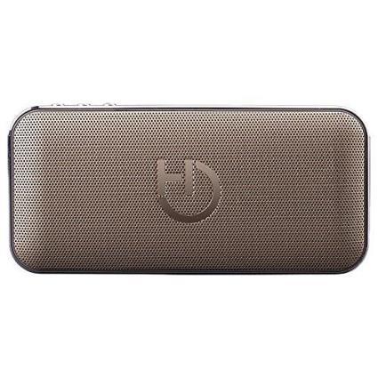 Altifalante Bluetooth Hiditec SPBL10001 HARUM ST 2.0 10W RMS SD+PW BT 4.1 Dourado