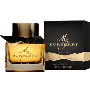 MY BURBERRY BLACK parfum vaporizador 90 ml