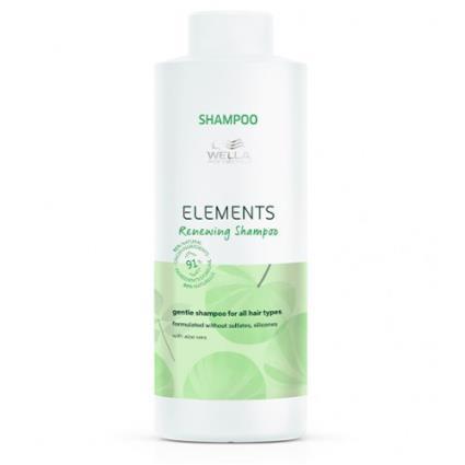 Wella Elements Shampoo Revitalizante 1000ml