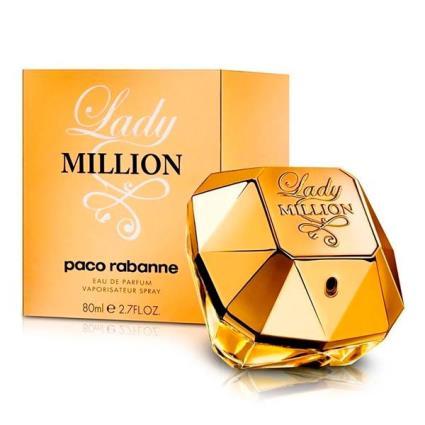 Perfume Mulher Lady Million Paco Rabanne EDP (80 ml)