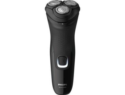 Máquina de Barbear PHILIPS S1332/41 ( Autonomia 45 min - 1 h carregamento - Corta Patilhas)
