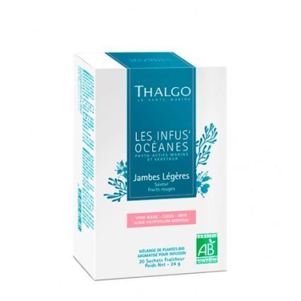 Thalgo Les Infus'Océanes Jambes Légères 20x24g