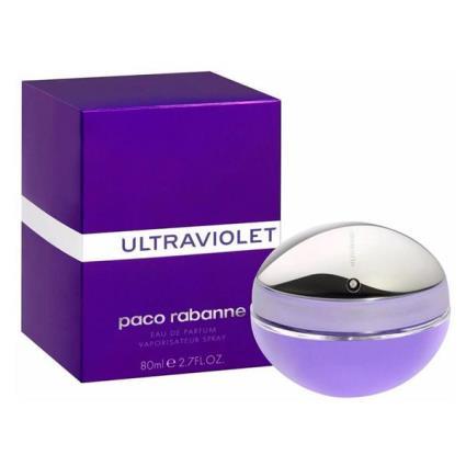 Perfume Mulher Ultraviolet Paco Rabanne EDP (80 ml)