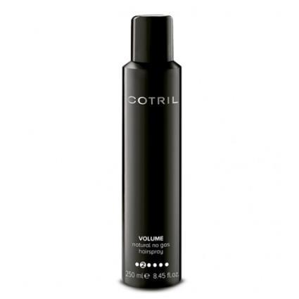 Cotril Volume Natural No Gas Hairspray 250ml