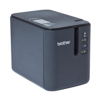 Rotuladora PT-P950NW WiFi/Bluetooth - BROTHER