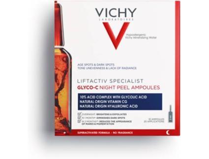 Ampolas VICHY Specialist Glyco-C Peeling (10 unidades)
