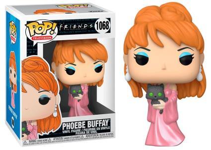 Figura Pop! Série TV Friends Phoebe Buffay - FUNKO