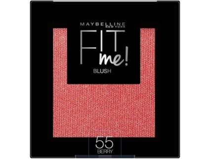 Base MAYBELLINE Fit-Me Corar 55 Berry