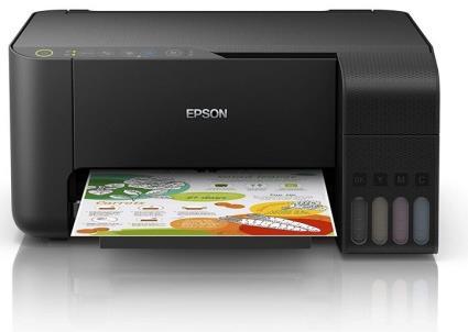 Impressora Ecotank L3150 Multifunções Wi-Fi (Preto) - EPSON