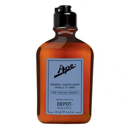 Depot Ape Refreshing Shampoo Hair & Body 250ml