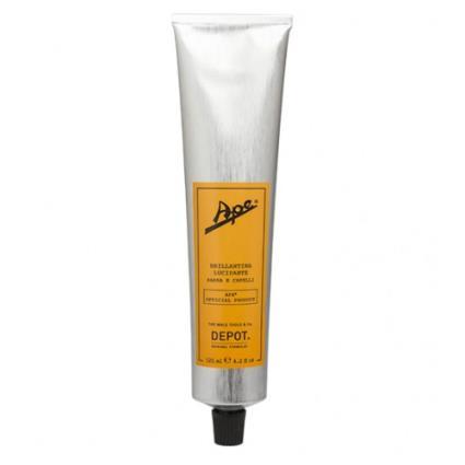 Depot Ape Shiny Brilliantine For Beard & Hair 125ml