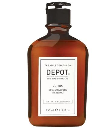 Depot Nº 105 Invigorating Shampoo 250 ML