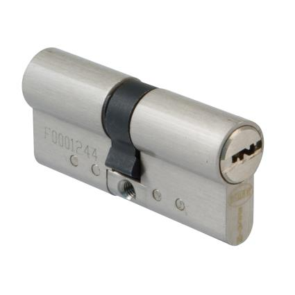 Cilindro chave pontos AMIG 10.000 CROMADO 80MM 30X50