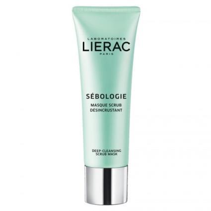 Lierac Sebologie Máscara Purificante Desincrustrante 50ml