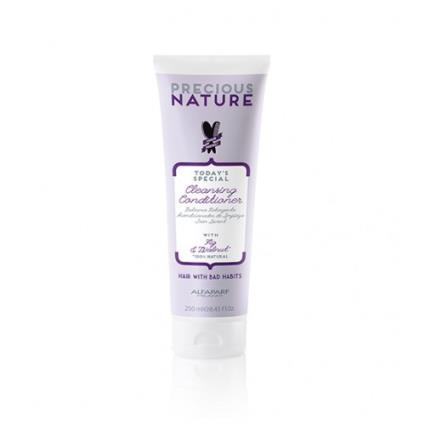 Alfaparf Precious Nature Bad Hair Habits Cleansing Conditioner 250ml