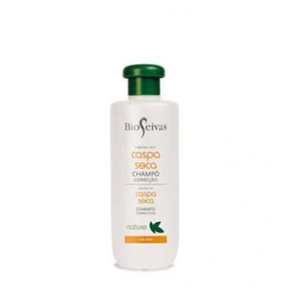 Bioseivas Nature Shampoo Correção Caspa Seca 300ml