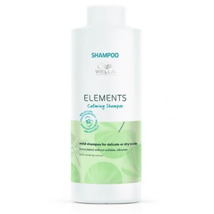 Wella Elements Shampoo Calmante 1000ml