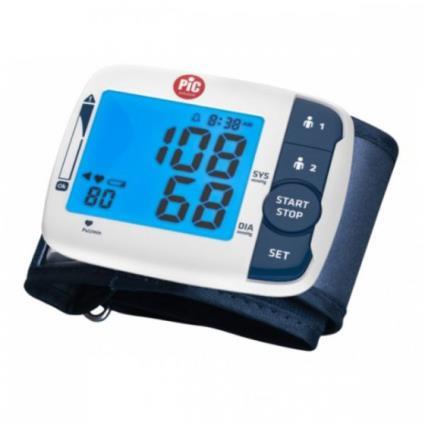 Pic Mobile Rapid Wrist Medidor Pressao Arterial Pulso