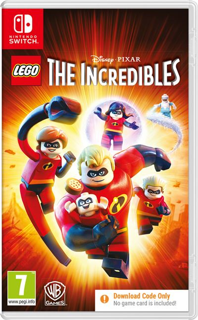 LEGO: The Incredibles (CIAB) - Nintendo Switch