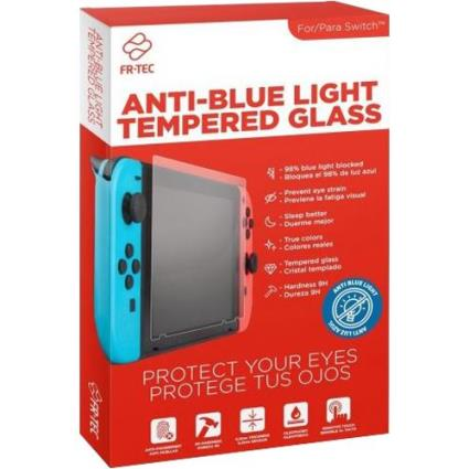 Película Ecrã Vidro Temperado Fr-tec para Nintendo Switch