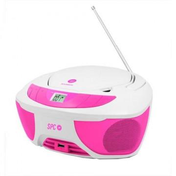 RADIO SPC CD/FM/USB    -BOOMBOX RS