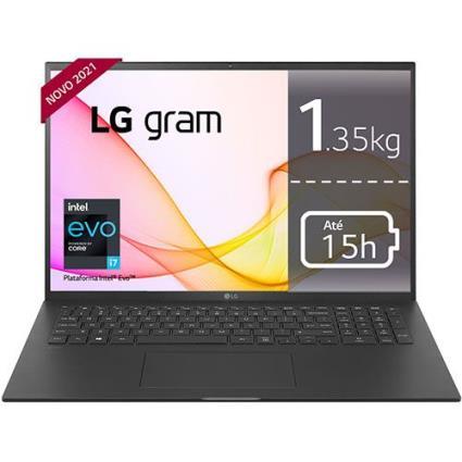 Computador Portátil LG Gram 17Z90P-G.AP78P - Obsidian Black