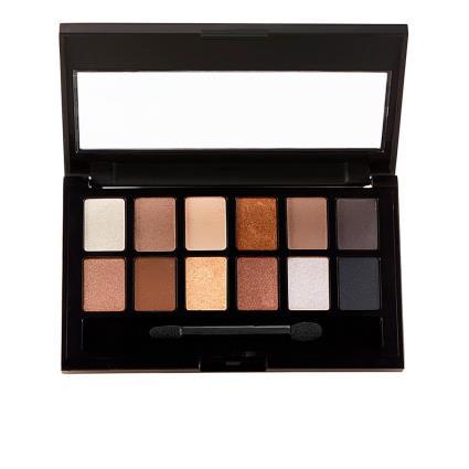MAYBELLINE THE NUDES eye shadow palette #01 9,6 gr