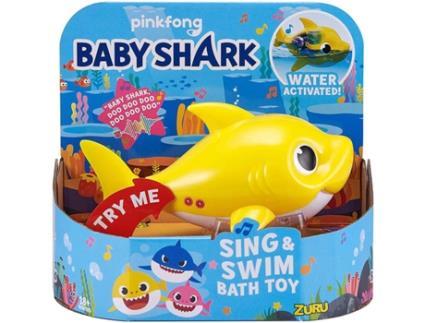 Baby Shark BABY SHARK com Música - Bebé