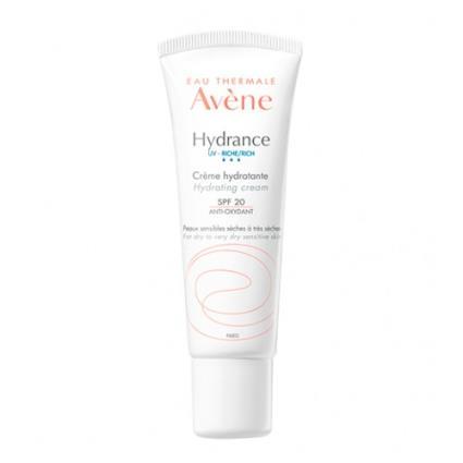 Avène Hydrance Creme UV Rico SPF 20 40ml