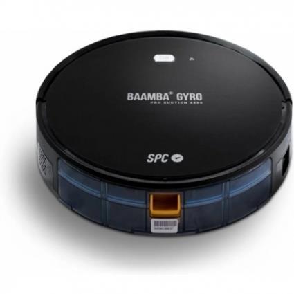 SPC IOT ASPIRADOR ROBOT BAAMBA GYRO PRO SUCTION 4400