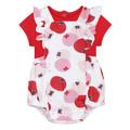 Catimini   LUCIEN  Vermelho Disponível em tamanho para rapariga. 3 mois,6 mois,1 mois.