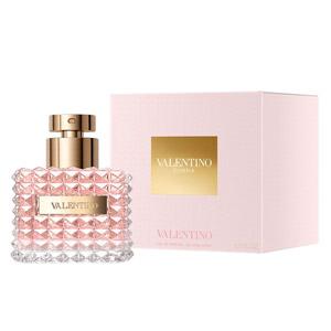 VALENTINO DONNA eau de parfum vaporizador 50 ml