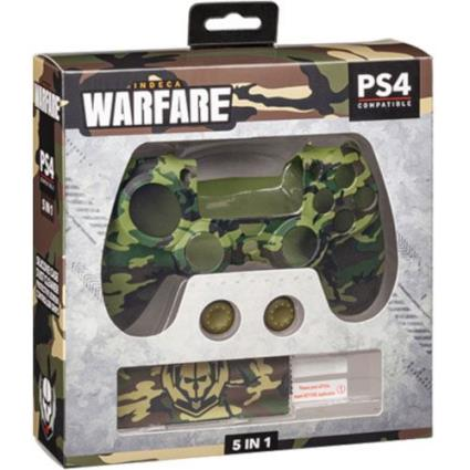 Indeca Silicone Kit Warfare - PS4