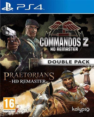 Commandos 2 & Praetorians HD Double Pack - PS4