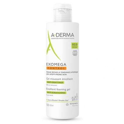 A-Derma Exomega Control Gel Lavante 500ml