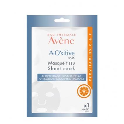 Avène A-Oxitive Máscara de Tecido 18ml
