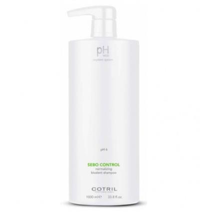Cotril pH Med Sebo Control Shampoo 1000ml
