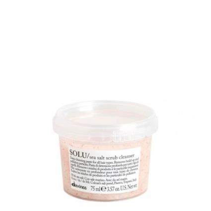 Davines Solu Sea Salt Scrub Cleanser 75ml