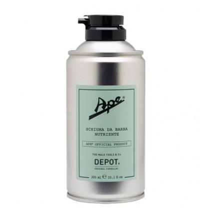 Depot Ape Nourishing Shaving Foam 300ml