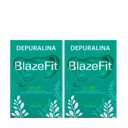 Depuralina BlazeFit 2x60 Cápsulas