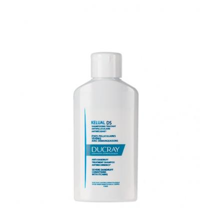 Ducray Kelual DS Shampoo de Cuidado Anticaspa 100ml