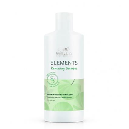 Wella Elements Shampoo Revitalizante 500ml