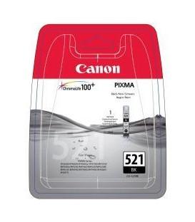 Canon CLI-521 BK Original Preto 1 Unidade(s)